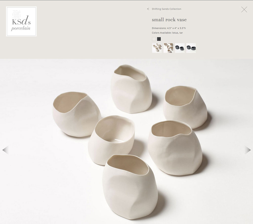 KSDS Porcelain Website